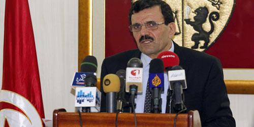 ali-laaridh tunisie