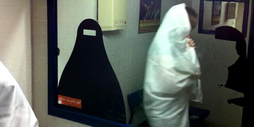 vidéo niqab egalité parité