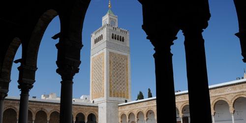 mosquée zeitouna-tunisie