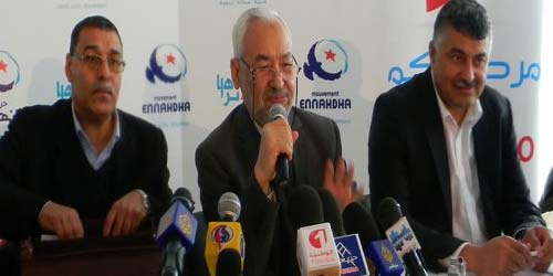 ghannouchi rached
