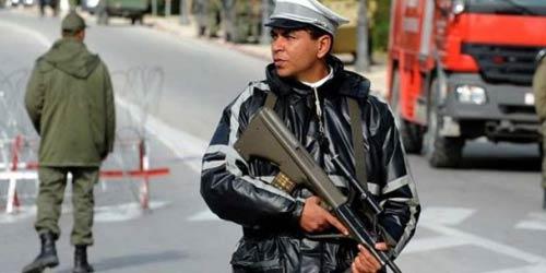 barrage tunisie police