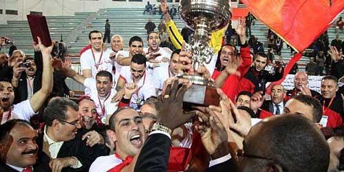 Handball la tunisie imp riale en coupe d afrique - Coupe d afrique handball ...