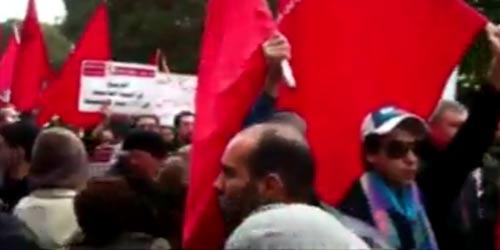 revolution tunisie