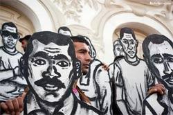 martyrs tunisie