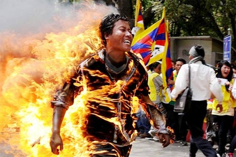 immolation-tibet