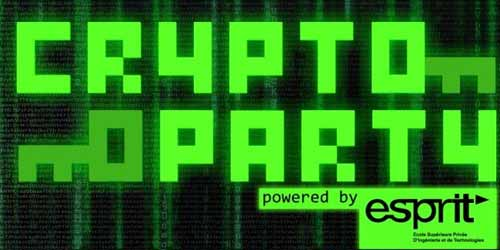 cryptoparty en tunisie