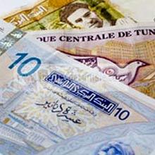 chute du dinar tunisien