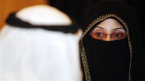 femme-saoudienne